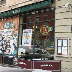 Heroin Overdose At Veselka?