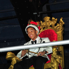 Diddy's Son, Justin Dior Combs, Celebrates His Sweet Sixteen