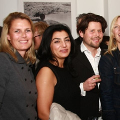 Opening Party For Stuart Franklin's