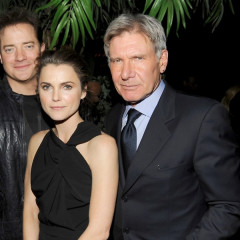 Harrison Ford And Keri Russell Screen