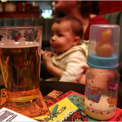 Can We Just Ban Kids From Bars Already?