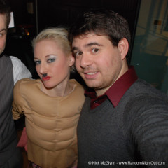 Nothing Says Gawker Party Like A Stripper Dressed Like Hitler