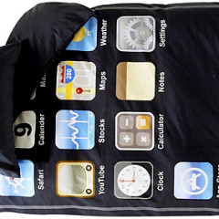 The Best Guests Come Bearing Gifts...The iPod Bedspread