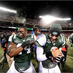Oh Yeah, The Jets Finally Win...