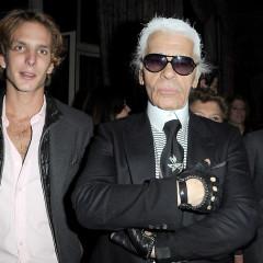 Karl Lagerfeld, Honorary Member Of Monaco's Royal Family