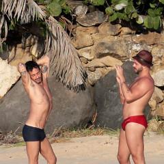 The Marc Jacobs And Lorenzo Martone Swimsuit Calendar