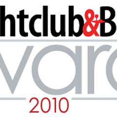 2010 Nightclub & Bar Awards Program Finalists Announced