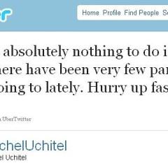 Rachel Uchitel Is Stir Crazy, Can't Wait For Fashion Week.