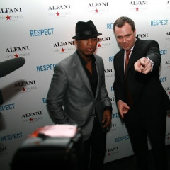 Ne-Yo's Listening Party Was Heavy on the Handsome