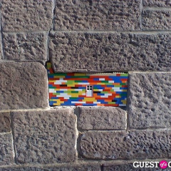 Photo Of The Day: Lego Wall, 21st Street