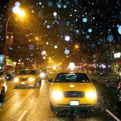 Bloomberg Delays Shared Taxi