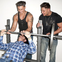 Jersey Sore: Terry Richardson Pumps Iron With The Seaside Boys