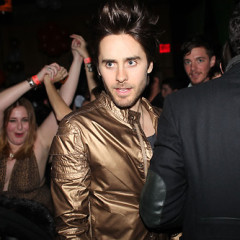 Jared Leto Is Having The Best Fashion Week Ever
