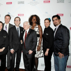 Ted Allen Hosts GMHC's