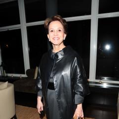 Harriet Weintraub At EXHALE Spa Opening