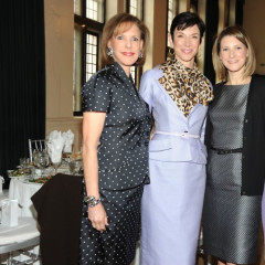 Ladies Who Lunch...For Dior At The 92nd Street Y