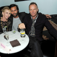 Trudie Styler Hosts Porcelain Launch