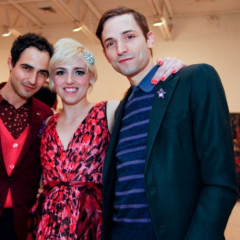 Zac Posen, Jeremy Scott Check Out The Latest From Rosson Crow