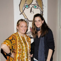 Gilt Groupe Previews Katherine Bernhardt Prints At Norwood