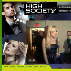 Tinsley Mortimer's High Society Premieres Tonight On The CW!