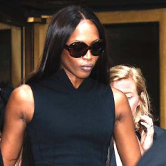Naomi Campbell Brings More Crime To NYC