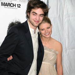 Robert Pattinson And Kristen Stewart Keep It On The DL At NY Premiere Of