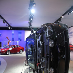 Fast Cars, Loose Women At NY International Auto Show Preview