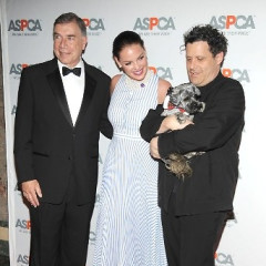 Katherine Heigl And Isaac Mizrahi Join The Dogs At The Plaza Hotel