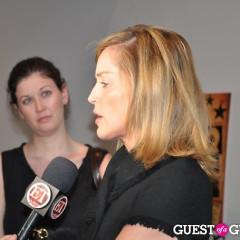 Sharon Stone And Alan Alda Host Screening Of