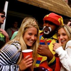 UPenn's Drunken Festival Relieves Students' Stress