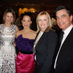 Lucy Liu And Jane Krakowski Attend The Actors Fund Annual Gala
