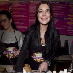 What Do You Think Lindsay's Custom Milkshake Tastes Like?