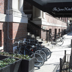 The Jane Hotel Primes For Spring With Brand New Bikes