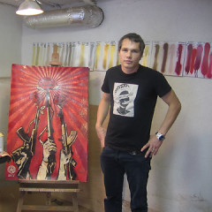 Shepard Fairey Is Commissioned By Ace Hotel