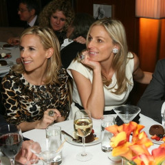 Tory Burch and Lauren Santo Domingo Head To LA For Tod's Party