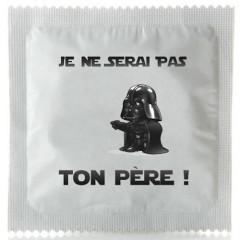 Darth Vader Helps You Practice Safe Sex!