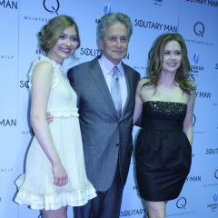 Seth Meyers And Russell Simmons Join Michael Douglas At 'Solitary Man' Premiere