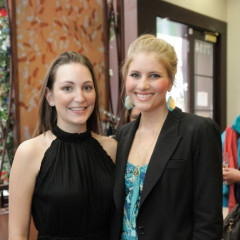 Front Row Hosts Jill Kargman's Arm Candy Party At Ginger