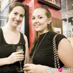 Baubles And Bubbles At Kristin Pasternak Jewelry Launch