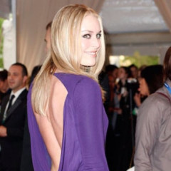 Lindsay Vonn Shows You How To Prettify For The Red Carpet