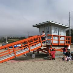 Summer Of Color Transforms L.A.'s Coastline
