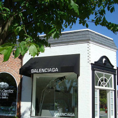 Balenciaga Opens Its East Hampton Doors Today!