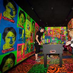 Deluxx Fluxx Arcade Is Dizzying Good Art
