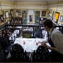 The Lion And Other Fake Old Restaurants Thrive As Real Old Restaurants Die