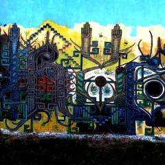 West Adams Mural For