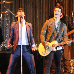 The Jonas Brothers Get Animated While
