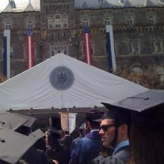 Georgetown Graduation 2010