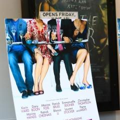 DVF Hosts Fashionable Film Premiere