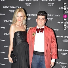 New York Premiere Of 'Great Directors'