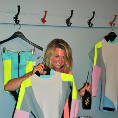 Shopping, Drinking, And Dancing For A Good Cause At Cynthia Rowley Montauk